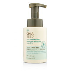 THE FACE SHOP Chia Seed Fresh Bubble Foam