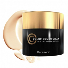 DEOPROCE Color Combo Cream SPF50+/PA+++