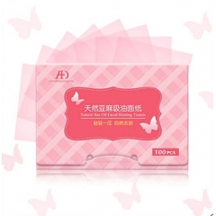 ANGELS & DEMONS Flax Essential Oil Facial Tissues