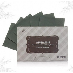 ANGELS & DEMONS Bamboo Charcoal  Tissues