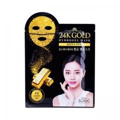 SCINIC 24K Gold Hydrogel Mask