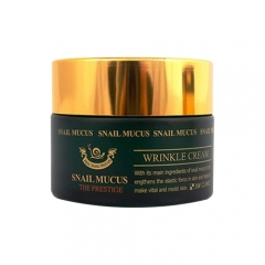 3W CLINIC Snail Mucus Wrinkle Cream