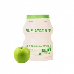 A'PIEU Real Big Yogurt Bottle Mask Sheet (Apple)