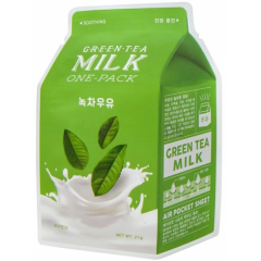 A'PIEU Green tea milk one-pack
