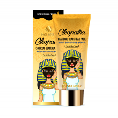 PAX MOLY Cleopatra Charcoal Blackhead Pack