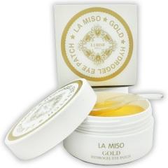 LA MISO Gold Hydrogel Eye Patch