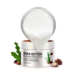 BIOAQUA Body Scrub Shea Butter