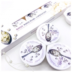 HAYAN Beauty Care System - White Pearl  Capsule Kit