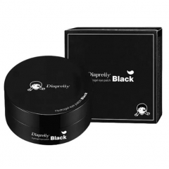 DIAPRETTY Hydrogel Eye Patch Black
