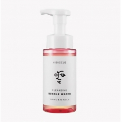 OTTIE Hibiscus Cleansing Bubble Water