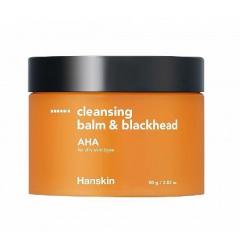 HANSKIN Cleansing Balm & Blackhead AHA – Dry Skin