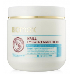 BIOMAX Krill Hydra Face & Neck Cream