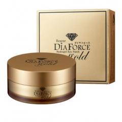REARAR DIA FORCE Hydro-Gel Eye Patch Gold