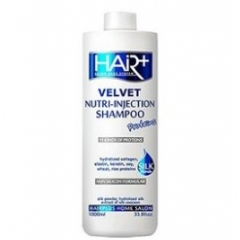 HAIRPLUS (HAIR+) Velvet Nutri-Injection Shampoo