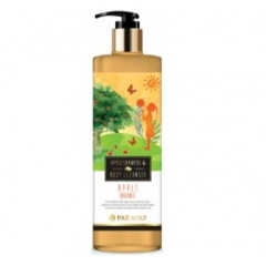 PAX MOLY Apple Shampoo&Body Cleanser