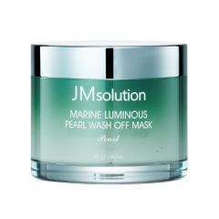 JMSOLUTION Marine Luminous  Pearl Wash Off Mask