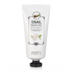 JIGOTT Snail Moisture Foot Cream