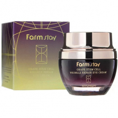 FARM STAY Grape Stem Cell Wrinkle Repair Eye