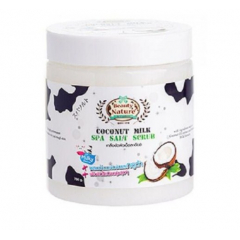 BEAUTY NATURE BY CAREBEAU Body Salt Scrub Coconut Milk