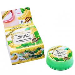 ROCHJANA Banana Herbal Toothpaste