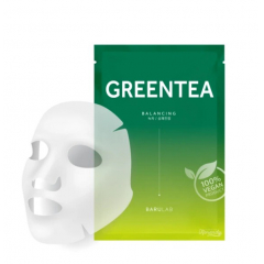 BARULAB The Clean Vegan Green Tea Mask
