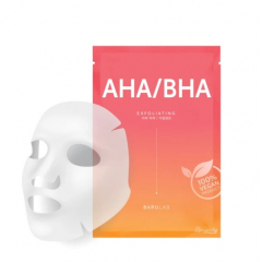 BARULAB The Clean Vegan AHA/BHA Mask