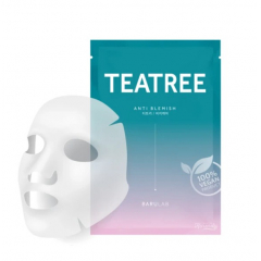 BARULAB The Clean Vegan Teatree Mask