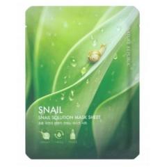 NATURE REPUBLIC Snail Solution Facial Mask Sheet