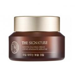 THE FACE SHOP Signature Keratin Calming Cream