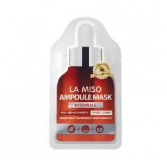 LA MISO Ampoule Mask Vitamin C
