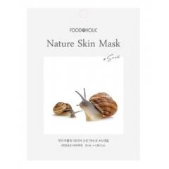 FOODAHOLIC Snail Natural Skin Mask