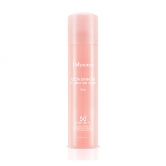JMSOLUTION Glow Luminous Flower Sun Spray Rose SPF50+ PA+++
