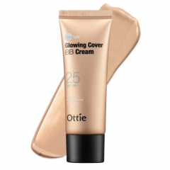 OTTIE  Spotlight Glowing Cover BB Cream SPF25 PA++