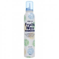 WELCOS Fruits Wax Hair Styling Mousse
