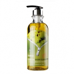 FOODaHOLIC Essential Body Cleanser - OLIVE