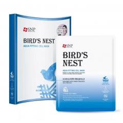 SNP Bird's Nest Aqua Fitting Cell Mask