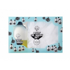 VILLAGE 11 FACTORY Body Oil Wash (Set)