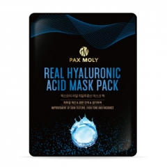 PAX MOLY Real Hyaluronic Acid Mask Pack