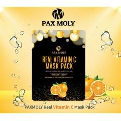 PAX MOLY Real Vitamin C Mask Pack
