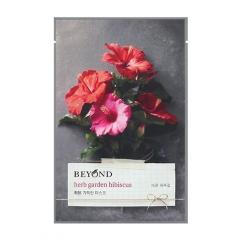 BEYOND Herb Garden Hibiscus Mask