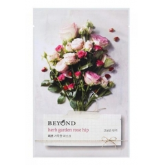 BEYOND Herb Garden Rose Hip  Mask