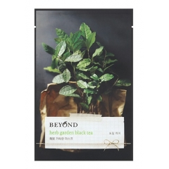 BEYOND Herb Garden Black Tea Mask