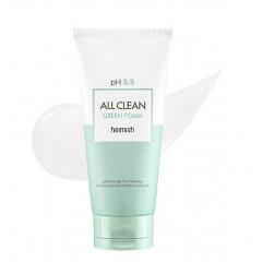 HEIMISH All Clean Green Foam PH-5.5