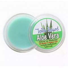 ILENE Aloe Natural Lip Moisturizer