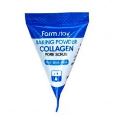 FARM STAY Baking Powder Collagen Pore Scrub