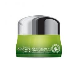 DEOPROCE Aloe Vera Oasis Night Cream