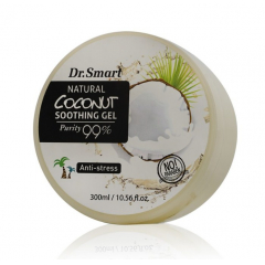 DR. SMART  Natural Coconut  Soothing Gel