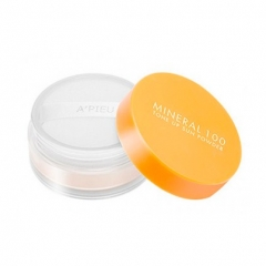 A'PIEU Mineral 100 Tone Up Sun Powder SPF50+,PA+++Natural Beige