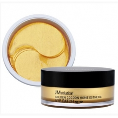 JMSOLUTION Golden Cocoon Home Esthetic Eye Patch