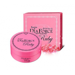 REARAR DIA FORCE Ruby Hydrogel Eye Patch